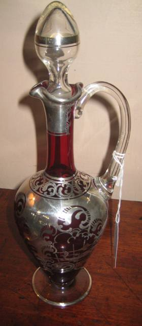 Venetian Ruby Glass